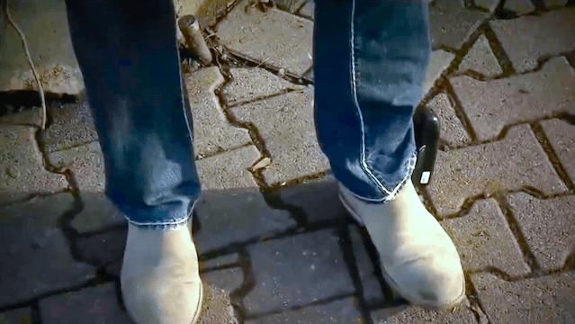 Fußfessel