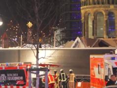 Die Polizei wird Betonpoller einsetzen, um Berlins Weihnachtsmärkte gegen einen Terroranschlag wie im letzten Jahr an der Gedächtniskirche zu schützen. (Screenshot: YouTube)
