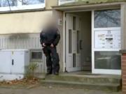 Der in Schwerin festgenommene Yamen A. wurde per Fragebogen als Flüchtling anerkannt. (Screenshot: YouTube)
